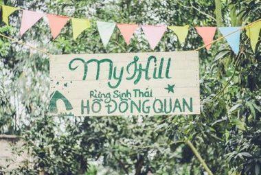Hồ Đồng Quan – Điểm đến cắm trại lý tưởng ở Hà Nội