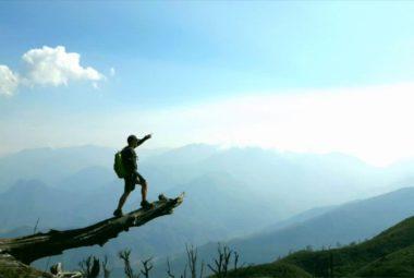 Vẻ đẹp hùng vĩ của những đỉnh núi ở Lào Cai