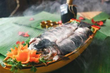 Thưởng thức món cá hồi Sapa nổi tiếng lưu luyến người đi