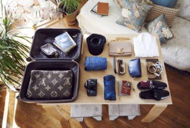 Nguyên tắc xếp hành lý đi xuất khẩu lao động Nhật Bản